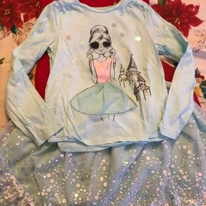 Children's Place size 10/12 2 piece outfit
